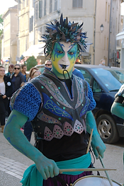 Spectacle de rue, art de rue, compagnie