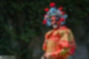 Yunchang, Costume opéra Pékin