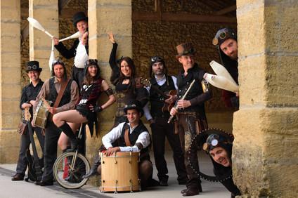 La Caravane du Cirque (Compagnie Soukha)