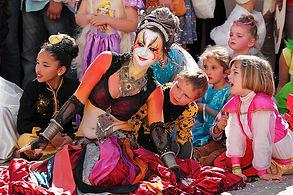 animation pour carnaval, carnaval pour enfants