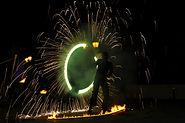 Spectacle de Noël, spectacle feu fin année