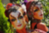 animation, spectacle, déambulation, parade, soukha