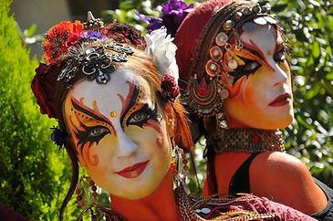 Soukha, Parade de rue festive