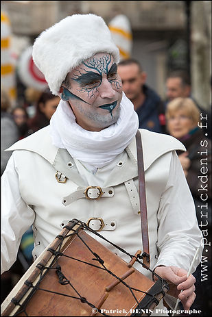 Animation, noel, spectacle, rue