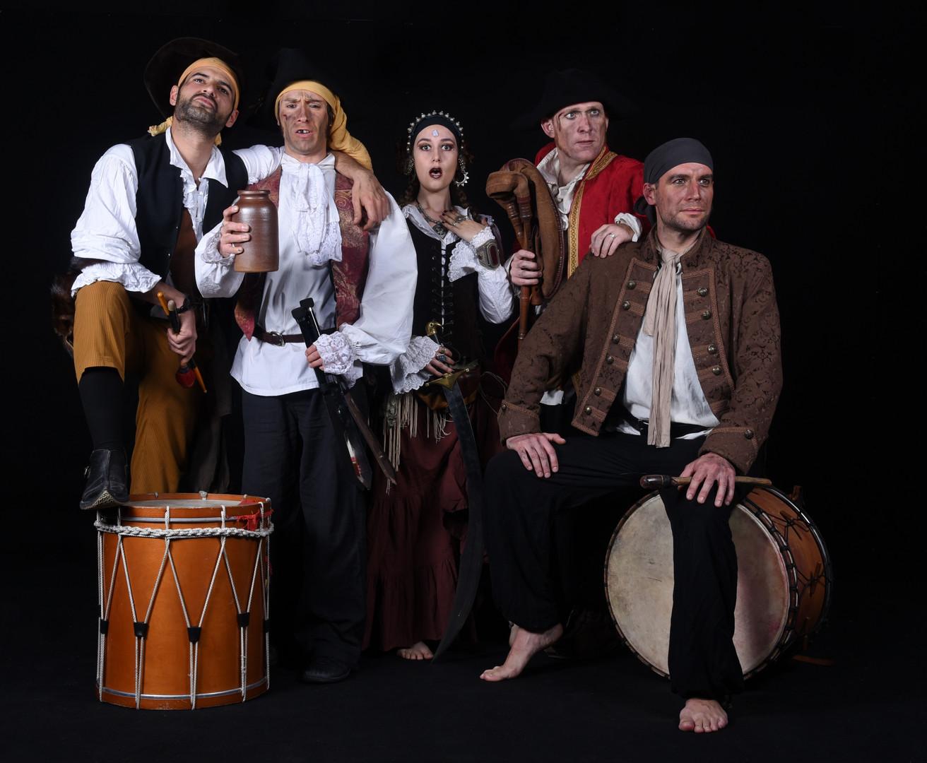 La Terre de Pirates (Compagnie Soukha)