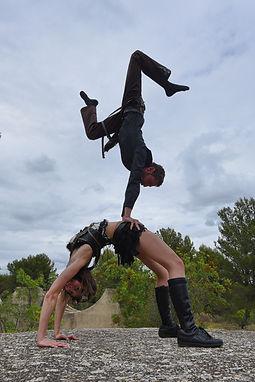 cirque de rue, spectacle, déambulation