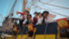 spectacle pirate, animation pirate, pirates