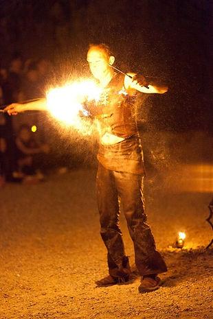 Jongler de feu, spectacle de feu, Soukha feu