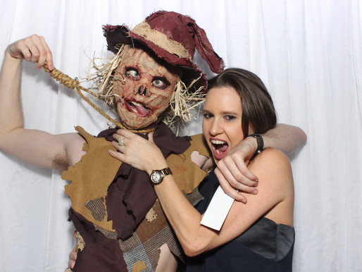 Photo booth hire for Halloween Events