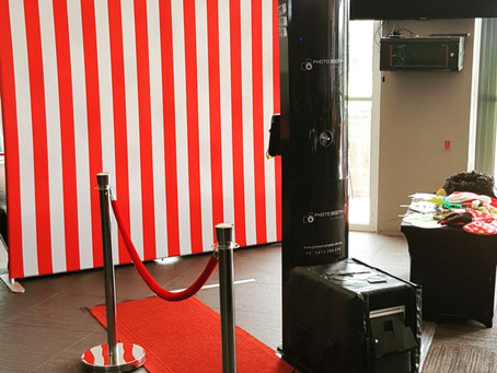 Wow !! What a great looking Photobooth setup