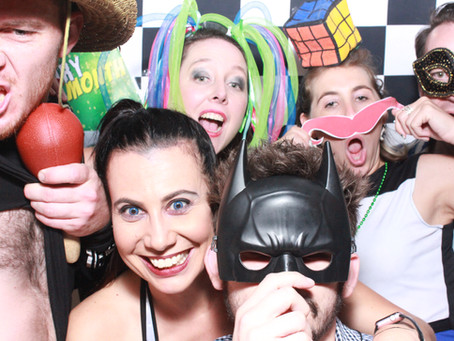 Party with a Photo booth and your venue