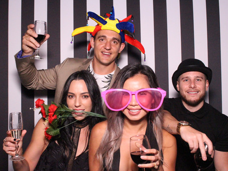 Photo booth hire for Corporate Events