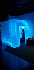 photoillustrated_photo_booth_hire_some_extras_inflatable booth.jpg