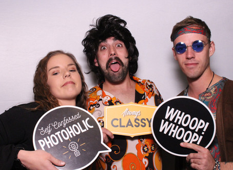 Photo booth hire a themed parties..Oh yeah!