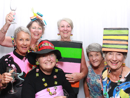 Photo booth hire for Ladies Golf day.