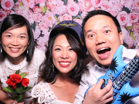 Hip Hip Hooray !  Happy Birthday with our Photo booths