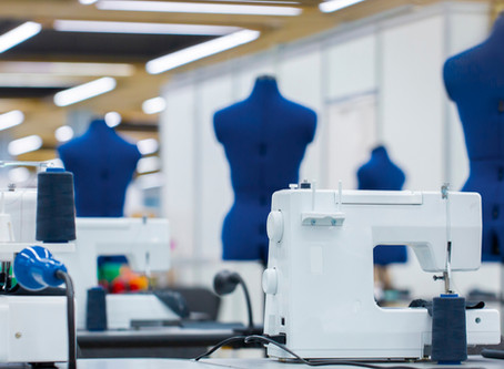Garment Manufacturing or Fashion Production terms