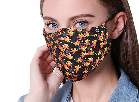 How to wear cotton protection Face Mask