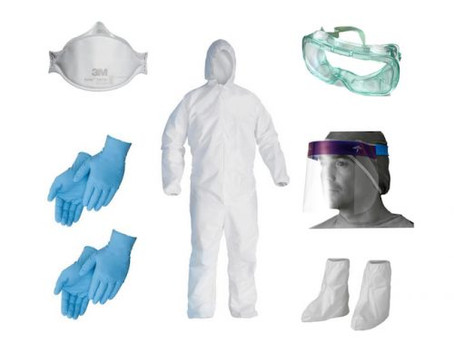 Guidance on Personal Protective Equipment (PPE) To Be Used By Healthcare Workers during Management
