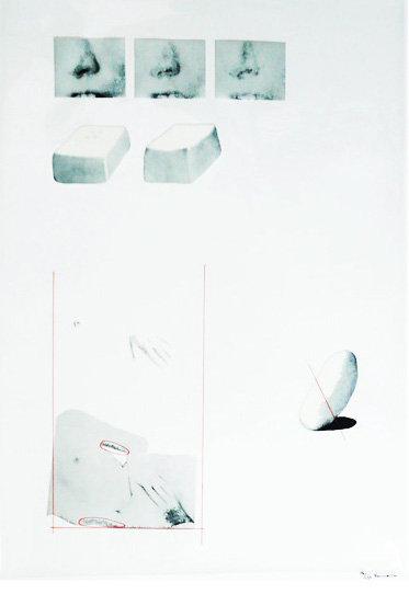Joël Kermarrec - Untitled