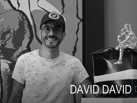 David DAVID, the 'Head in Art'