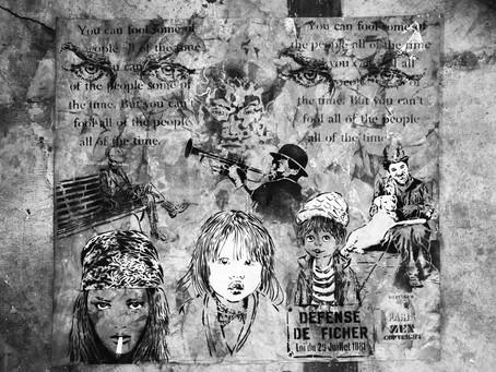 Le Bateleur - the Soul of Parisian Street Art