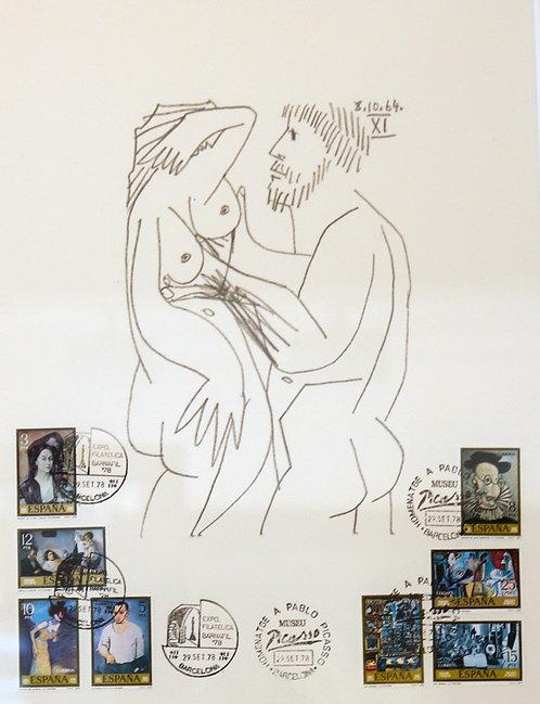 Pablo Picasso - Le Goût du Bonheur