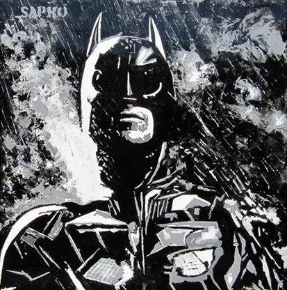Juan Manuel Pajares - Batman