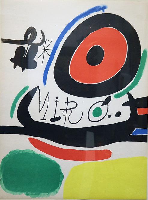 Joan Miro - Osaka