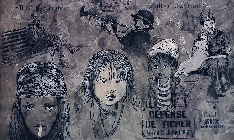Le Bateleur Street Art Prints