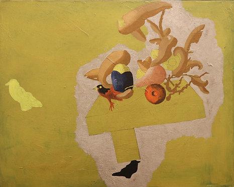 Jorge Castillo - Bird and Owl