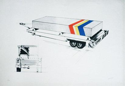 Jean-Claude Farhi - Untitled