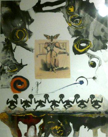 Salvador Dali - Surrealist Gastronomy, Memories of Surrealism