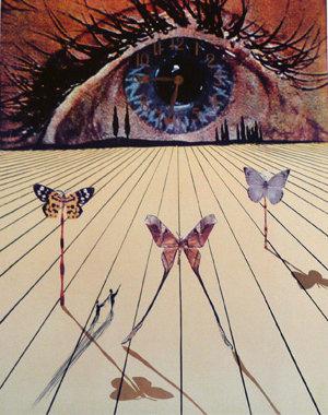 Salvador Dali - The Eye of Surrealist Time, Memories of Surrealism