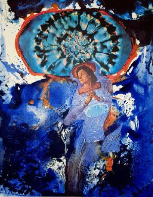 Salvador Dali - Ultra Surrealistic Corpuscular Galutska