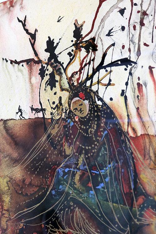 Salvador Dali - Summer
