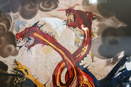 Salvador Dali - The Hydras