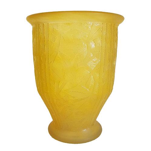 Daum Nancy - Vase