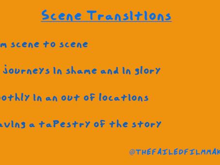 SCENE TRANSITIONS