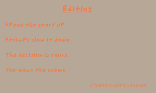 A poem by Sean LaFollette