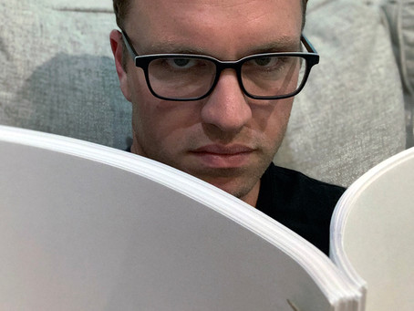NOBODY WANTS TO READ YOUR SCREENPLAY