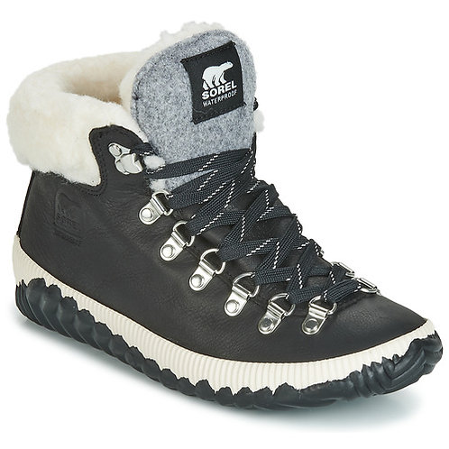 Sorel Out N About Conquest Boot Black