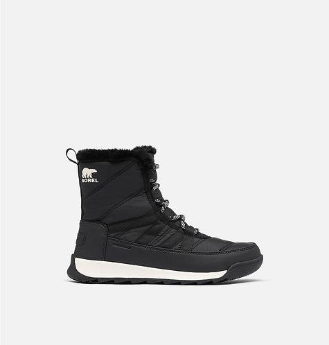 Sorel WhitneyII Short Black Lace Boot