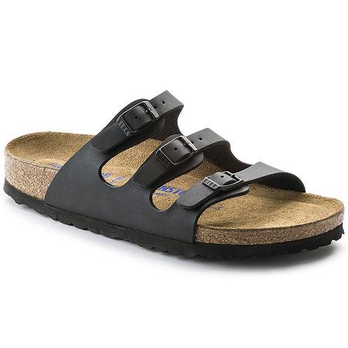 Florida Soft Footbed Birko-Flor, Black
