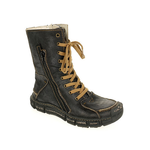 Rovers  Traction 402 Black/Negro Boot