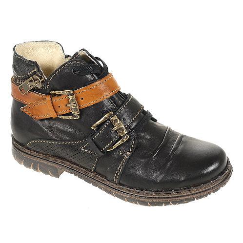 Rovers 65018 Black/Negro boot