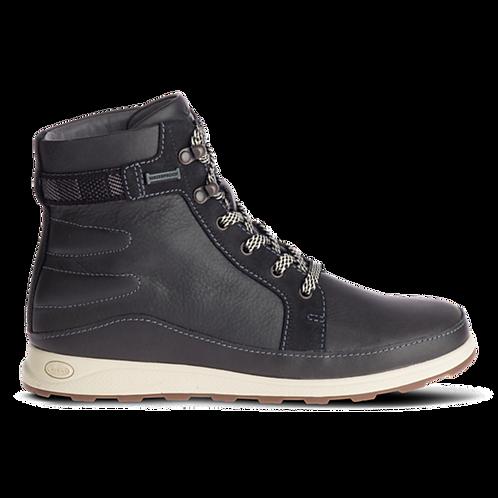 Chaco Sierra Black Waterproof Boot