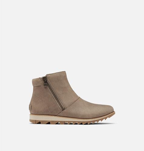 Sorel Harlow Zip Boot Khaki