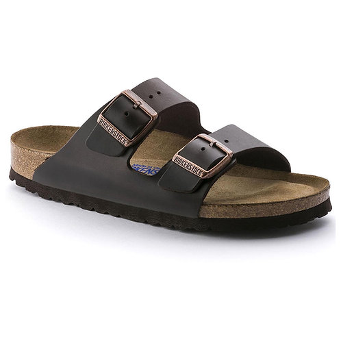Arizona Soft Footbed Smooth Leather, Amalfi Testa Di Moro