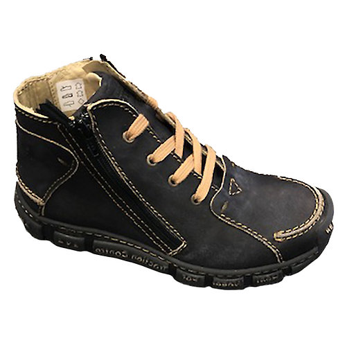 Rovers  Traction 401 London Black Boot